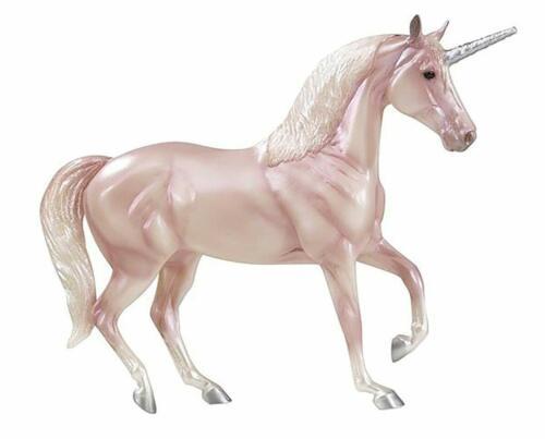 Breyer Classics Aurora Unicorn Horse Toy (1:12 Scale) New