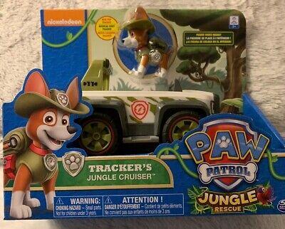 Paw Patrol ~ Tracker's Jungle Cruiser ~ Jungle Rescue ~ Free (Paw Patrol Jungle Rescue Trackers Jungle Cruiser)