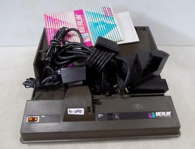 VARITRONICS MERLIN COMMERCIAL LABEL MAKER for sale  Shipping to India