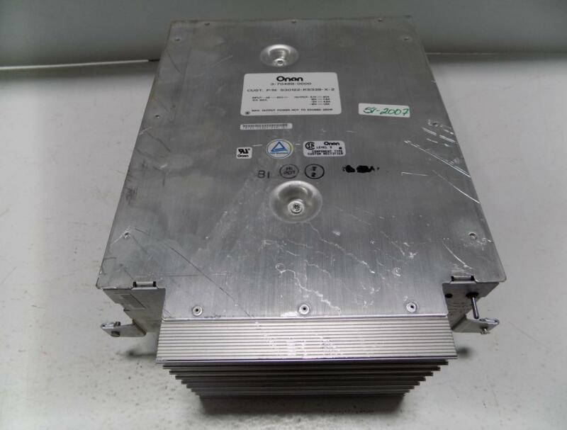 ONAN LEVEL 3 COMPONENT TYPE CUSTOM RECTIFIER 3-70489-0000