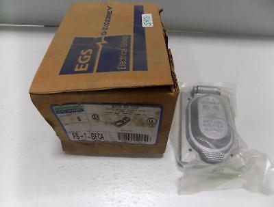 O-zgedney Single Gang Gfci Device Box Cover Qty 5 Fs-1-gfca Nib
