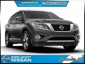 2015 Nissan Pathfinder SL 4WD, Leather, Tow Pkg, Remote Start