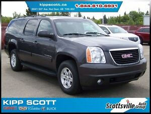 2011 GMC Yukon XL SLT, Heated Leather, Trailering, Sunroof