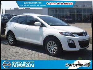 2012 Mazda CX-7 GX FWD, Cloth, Bluetooth, Cruise, A/C, Sunroof