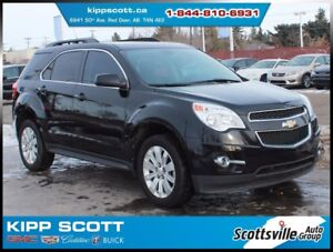 2011 Chevrolet Equinox LT AWD, Leather, Sunroof, Towing Pkg