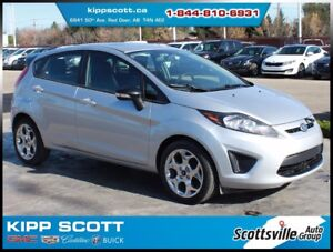 2012 Ford Fiesta SES, Auto, Sunroof, Premium Upgrade Packages
