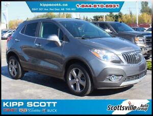 2014 Buick Encore CX AWD, 1 Owner, Cloth, Cruise, Bluetooth