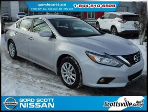 2016 Nissan Altima 2.5 S, Cloth, Cruise, Bluetooth, SiriusXM