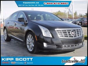 2014 Cadillac XTS Luxury Collection, Leather, Sunroof, Comfort