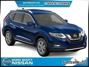 2018 Nissan Rogue SV AWD Moonroof Package