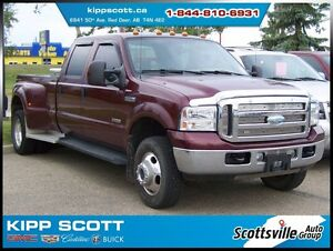 2006 Ford F-350 Super Duty Lariat DRW, Leather, Diesel, Clean