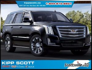 2016 Cadillac Escalade Platinum, Power Boards, Leather, DVD