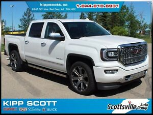 2016 GMC Sierra 1500 Denali Ultimate Pkg, One Owner, Loaded!