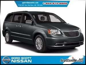 2016 Chrysler Town & Country Touring, Cloth, Dual Screen DVD