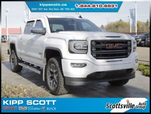 2016 GMC Sierra 1500 SLT All-Terrain, Leather, Nav, Bedliner