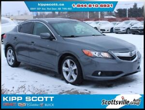 2013 Acura ILX Tech Package, Leather, Sunroof, Nav, Low KM