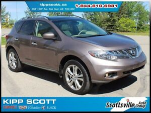 2012 Nissan Murano LE, Heated Leather, Sunroof, V6, Clean!