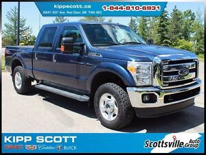 2013 Ford F-250 Super Duty FX4, Cloth, Side Step, 6 Psg, Tonneau