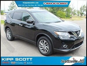 2014 Nissan Rogue SL AWD, Leather, Sunroof, A/C