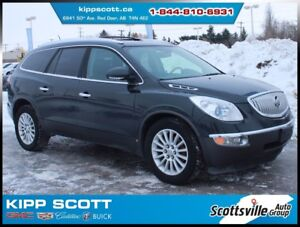 2010 Buick Enclave CXL1 AWD, 7 Pass, Heated Leather, Sunroof