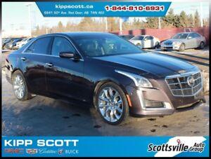 2014 Cadillac CTS 3.0 Premium AWD, Leather, Nav, Sunroof, Luxury