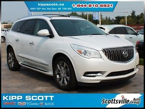 2016 Buick Enclave Leather AWD, Sunroof, 7 Pass, Nav, Loaded