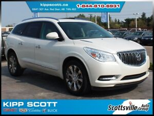 2013 Buick Enclave Premium, Heated/Cooled Leather, Nav, Loaded