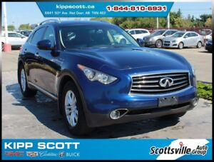 2013 Infiniti FX37 AWD, Heated Leather, Sunroof, Nav, Clean