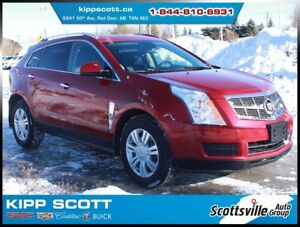 2010 Cadillac SRX 3.0 Luxury AWD, Leather, Sunroof, Comfort