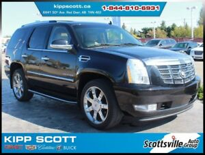 2013 Cadillac Escalade Ultra Luxury, Leather, Nav, DVD, Loaded!