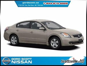 2007 Nissan Altima 2.5 S Convenience Pkg, CVT, Heated Cloth