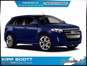 2011 Ford Edge Sport AWD, Cdn. Touring, Leather, Nav, Sunroof