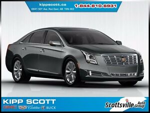 2013 Cadillac XTS Premium AWD, Leather, Nav, Sunroof, 1 Owner