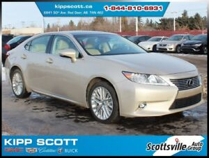2014 Lexus ES 350 Technology Package, Fully Loaded & Clean!