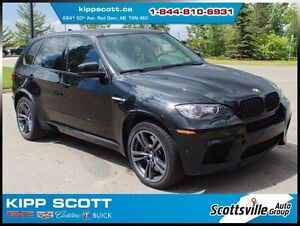 2012 BMW X5 M AWD, Twin Turbo V8, Executive Package, Loaded
