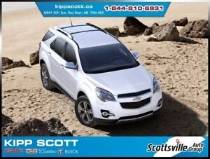 2014 Chevrolet Equinox LTZ AWD, Leather, Nav, Sunroof, Clean
