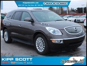 2011 Buick Enclave CXL1 AWD, Leather, Towing, 7 Passenger