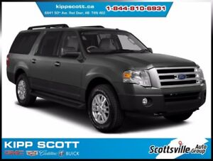 2015 Ford Expedition max Limited, Leather, SYNC II Nav, Sunroof