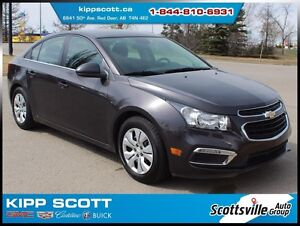 2015 Chevrolet Cruze LT, Cloth, Cruise, Auto, MyLink, Clean