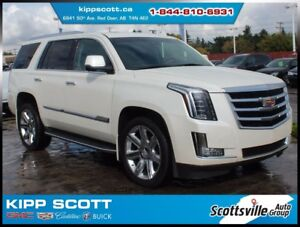 2015 Cadillac Escalade Luxury, Leather, Nav, Sunroof, HUD, Clean
