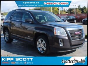 2013 GMC Terrain SLT-1 AWD, Leather, Sunroof, Safety Package