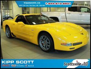 2002 Chevrolet Corvette Z06, LS6, 6-Speed M/T, Hard Top, Clean