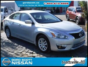2015 Nissan Altima 2.5 S, Cloth, Bluetooth, Cruise, Remote Start