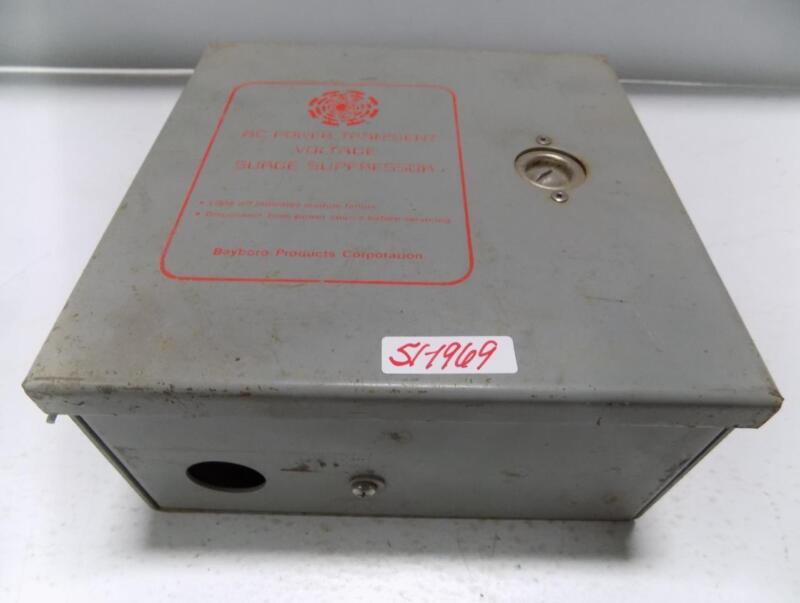 BAYBORO AC POWER TRANSIENT VOLTAGE SURGE SUPPRESSOR SP240
