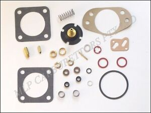 SU HD8 Carburettor Kit - Jaguar, Daimler, Rover