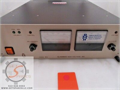 E22000022 Glassman Power Supplies 20 Kv For Varian E500 Varian