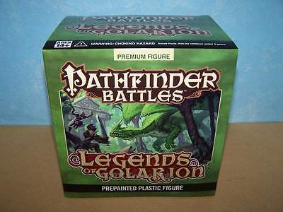 Gargantuan Green Dragon - Legends Golarion Pathfinder Battles D&D Mini NIB