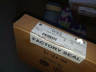 New Allen Bradley 1756-l71 Ser B Controllogix 5571 Processor Cpu 2mb