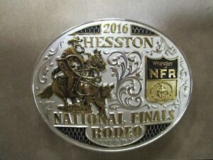 2016 Hesston National Two Toned Finals Rodeo