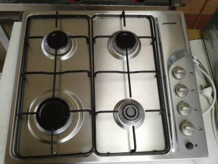 The 36 burner 5 cooktop gas out Bingo